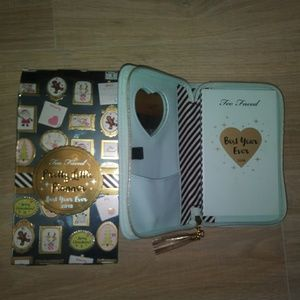 Too Faced best year ever pretty little planner